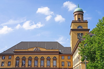 Rathaus in WITTEN an der Ruhr
