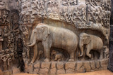 Arjuna cave-ancient architectural wonders of the Pallava kings