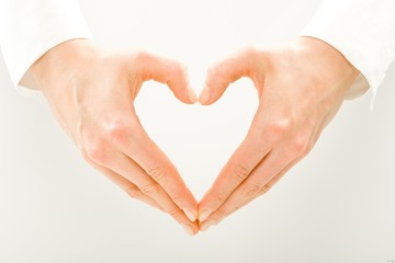 Руки сердце