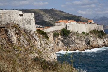 Dubrovnik in Croacia