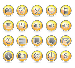 ICONS YELLOW 2