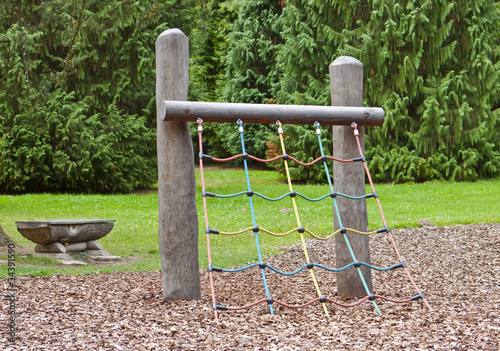 Klettergerüst Für Kinder : Klettergerüst kletterwand holz ein traum für kinder jungle gym
