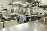 Fototapety Kitchen restaurant