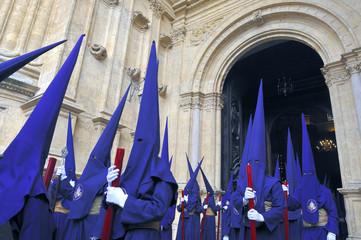 Semana Santa in Malag,Spain