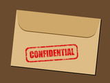 Mystery - confidential documents