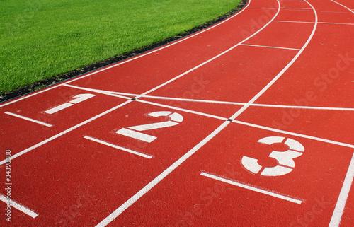 laufbahn athletik