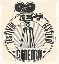 Festival du cinéma de timbre