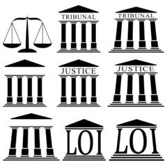 Symboles de justice