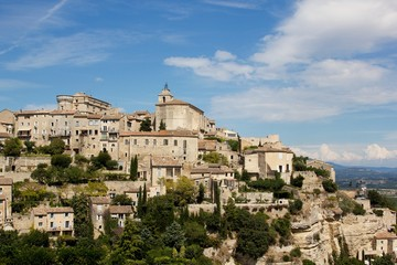 Gordes village in Luberon Provence