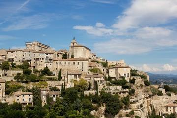 Gordes village in Luberon Provence
