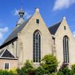 MARIA-KERK in CADSAND / Zeeland / Niederlande