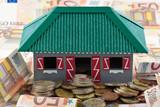 concept augmentation coût immobilier outremer poster
