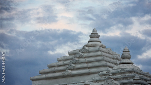 Hindu architecture elements