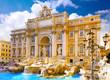 Fountain di Trevi ,Rome. Italy. - 34407954