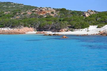 Isola di Budelli - La Spiaggia Rosa