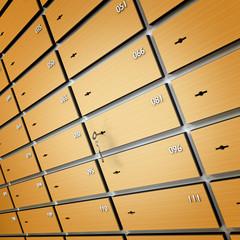 Schliessfach Lockbox