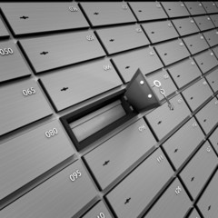 Bankschliessfach