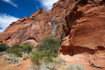 Red Rocks at Snow Canyon State Park, Utah