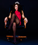Portrait Chair Posing