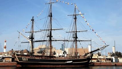 Vollschiff Bounty