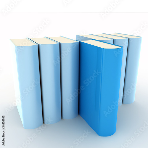 Colored book