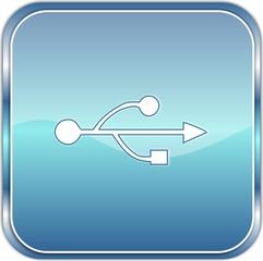 bouton port USB