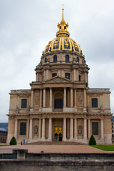 Paris - Les Invalides church, France