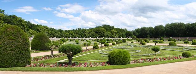 Shenonso , France, Panorama