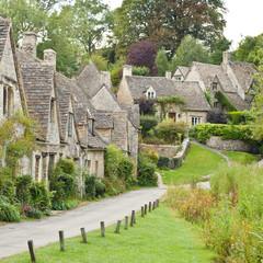 Cotswold village of Bibury