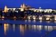 Nuit sur Prague
