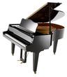 Leinwanddruck Bild - Grand Piano