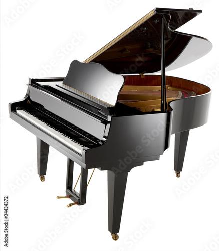 Leinwanddruck Bild Grand Piano