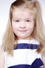 Junges Mädchen Portrait
