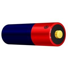 battery. vector