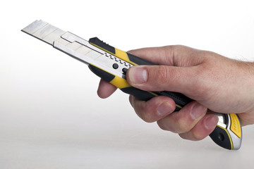 Teppichmesser (Cuttermesser, Japanmesser)
