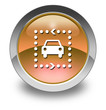 "Orange Glossy Pictogram ""Driving Tour"""
