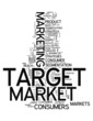 "Word Cloud ""Target Market"""