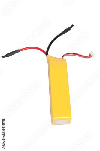 lithium polymer battery - 34449718