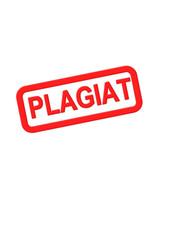 Stempel Plagiat