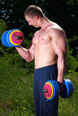 Athlete outdoor