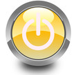 Power glossy icon