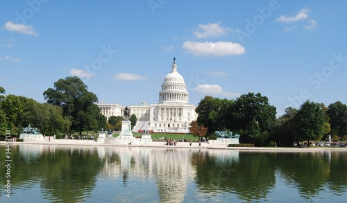 Washington DC Capitol Building, USA
