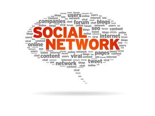 Speech Bubble - Social Network