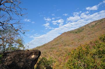 cliff or precipice