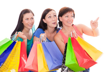 shopping group