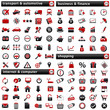 pack Icons III red