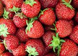 Fototapety Fresh ripe strawberry