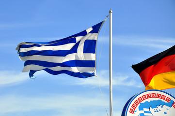 Eurokrise - Deutsch Griechische Freundschaft