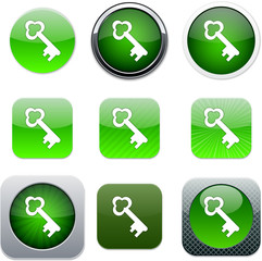 Key green app icons.