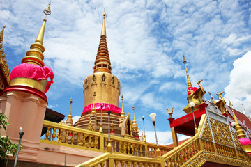 Wat lak si, Bangkok, Thailand.